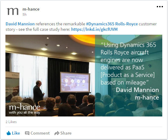 david mannion linkedin journey to the cloud