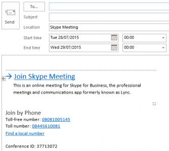 schedule-a-skype-meeting-in-outlook
