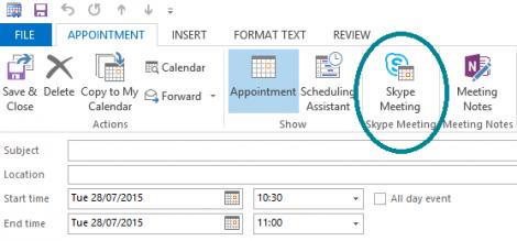 schedule-a-skype-meeting-via-outlook